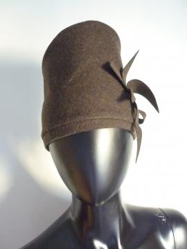Modellhut Wolle
