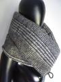Edler Schal aus Wolle